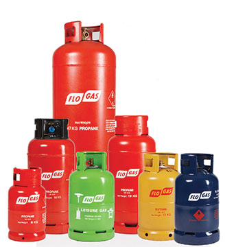FloGas Cylinders